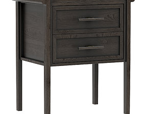3D Dantone Home Contempo nightstand