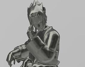3D printable model Sasuke Uchiha from Naruto