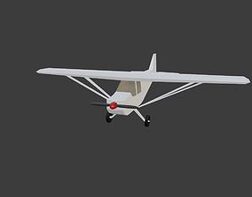 3D model Plane DA20