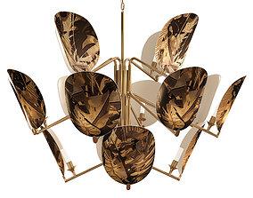 Visionnaire Chandelier AKIRA 3D model