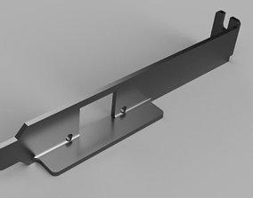 lan bracket 3D print model