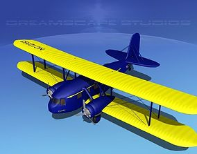 3D Curtiss Condor V02