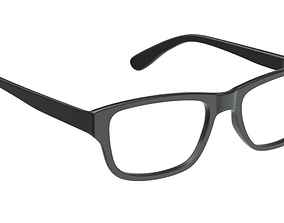3D model Eye glasses