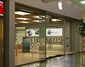Apple shop 3D