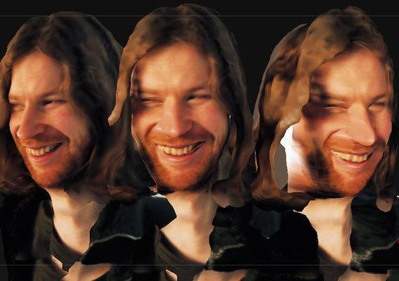 3d Aphex Twin