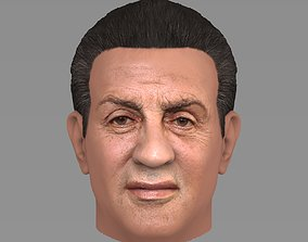Sylvester Stallone 3D model