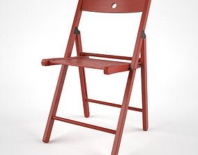 3D TERJE Folding chair