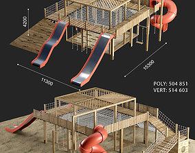 3D model KPG Kids Playground