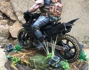 BATMAN MOTOCICLISTA 3D print model