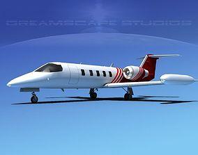 3D Gates Bombardier Learjet 35 V15