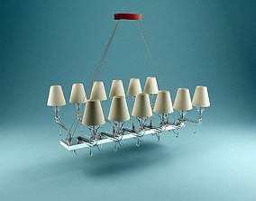 Barvier franco Raggi Domo Nevada 3D model