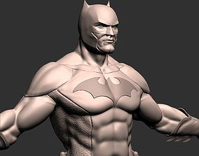 Batman Figure by Evil Raz 3D