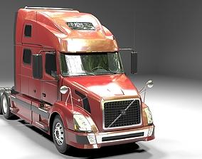 Volvo VNL Tractor Truck 2002 3D