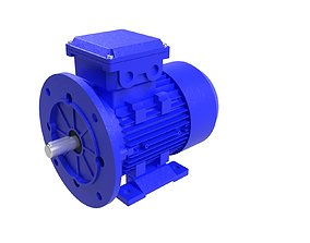 Electrical Motor 3D