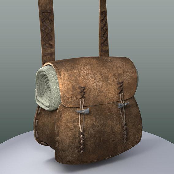 Viking Travel Satchel