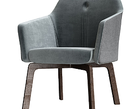 3D Accent Chairs