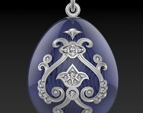 Easter egg Faberge 3D printable model