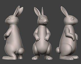 3D printable model Hare 3