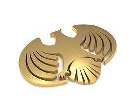 architectural 3D model Eagle