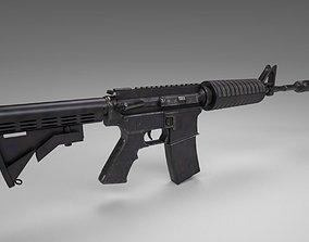 3D M4A1 Carabine
