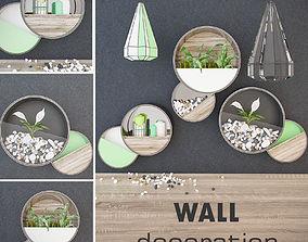 plant Wall decoration 3D