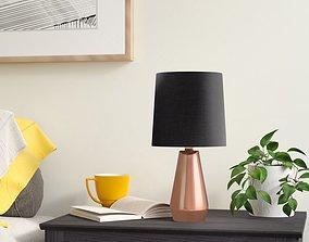 3D model Dominic Table Lamp Set