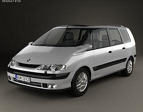 3D Renault Espace 1996