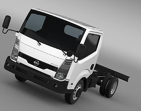 3D Nissan Atlas Chassi 2013