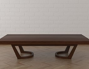 table Coffee Table 3D model