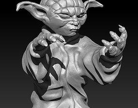 3D print model Master Yoda toys