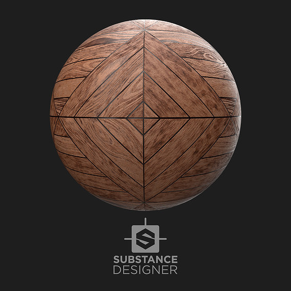 Aztec Inspired wood pattern
