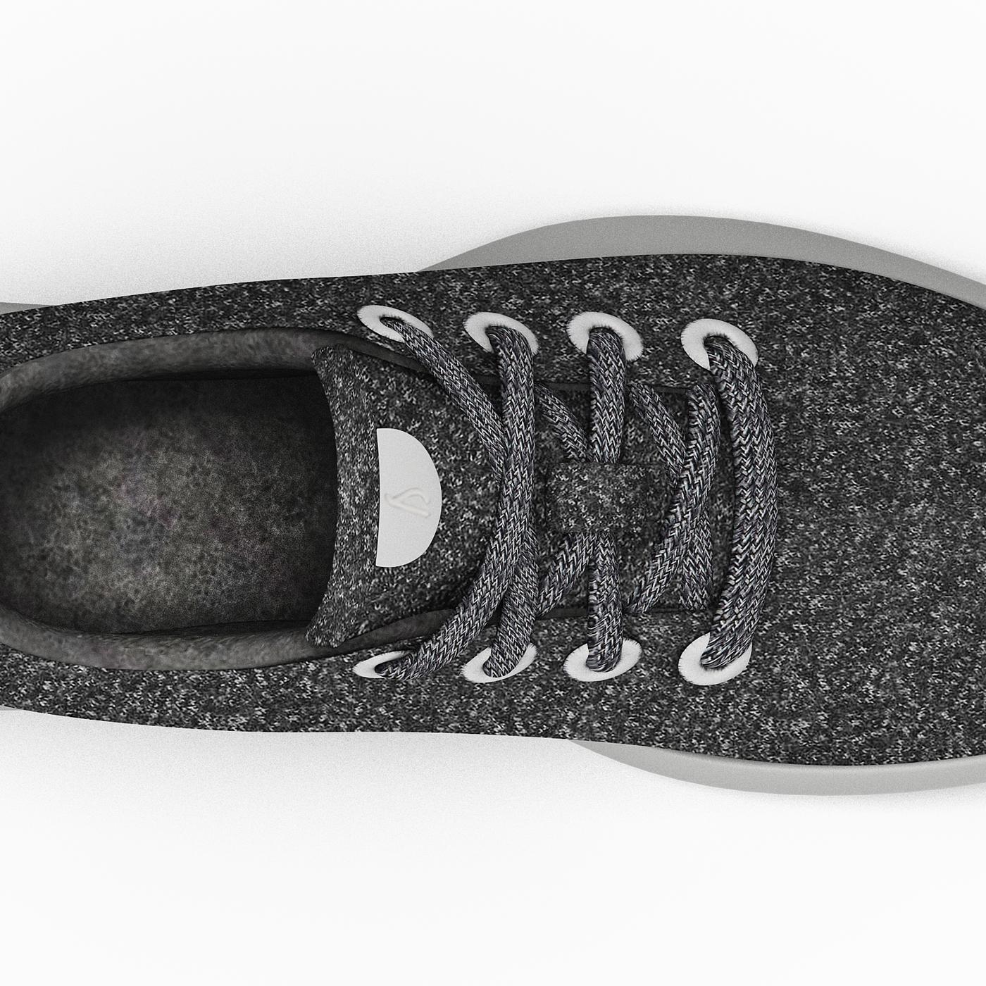 shoe 3d modeling