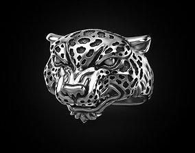 Ring Leopard 3D printable model