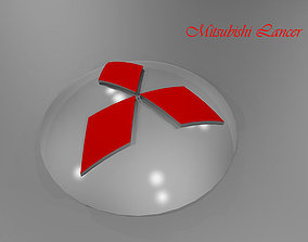 Lancer Cars Logo 3D printable model