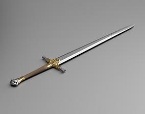 Urfael - Sword of Talion - Shadow of 3D print model 6