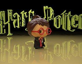 3D printable model HARRY POTTER KEYCHAIN