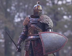 3D model Knight Errant
