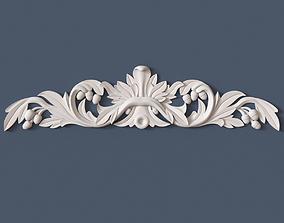 Decorative Onlay ornament 3D
