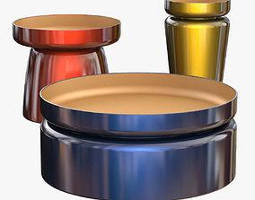 3D model Coffe table Flen