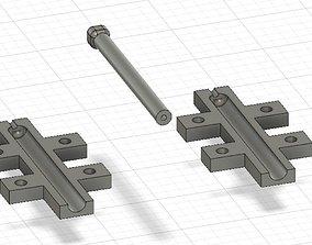 Cannagar Cigar press mold for making 3D printable model 2