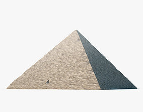3D Pyramid of Cheops