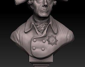 3D print model Frederick The Great - Der Alte Fritz