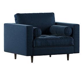 3D Grace Chair