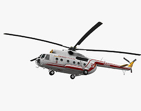 3D model Mi-8T Poland Air Force