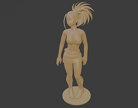 Creati - Momo Yaoyorozu 3D print model