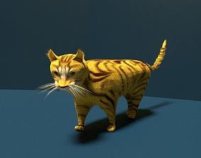 cat model blender