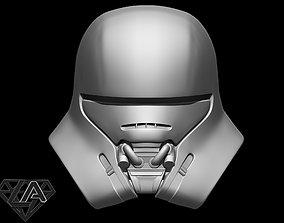 Star Wars Jet Trooper helmet 3D print model jedi