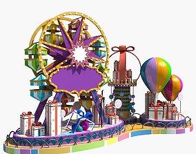 Art Display 1 3D model
