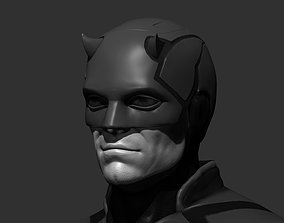 3D print model Fake Daredevil - Bullseye Bust