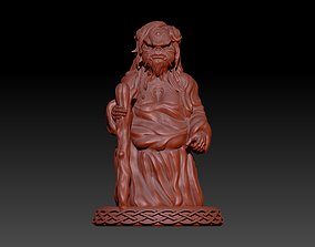 3D printable model Dark Crystal - Aughra